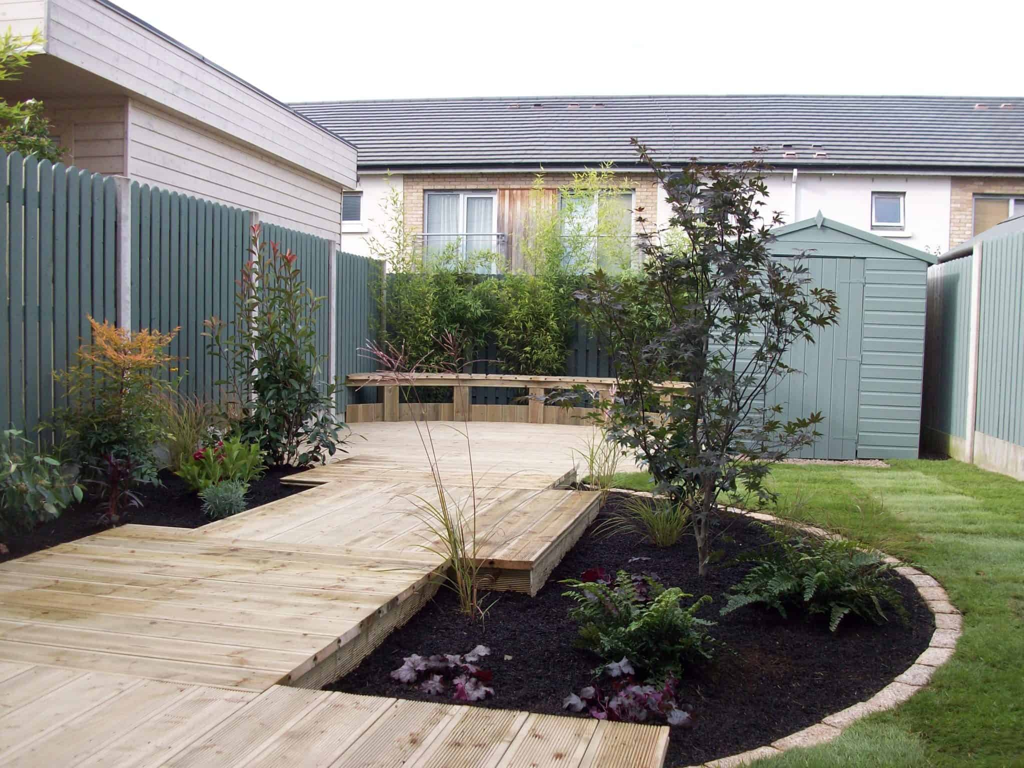S&les of our Garden Design & Garden Design